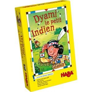 Acheter Jeu de société Dyami, le petit indien