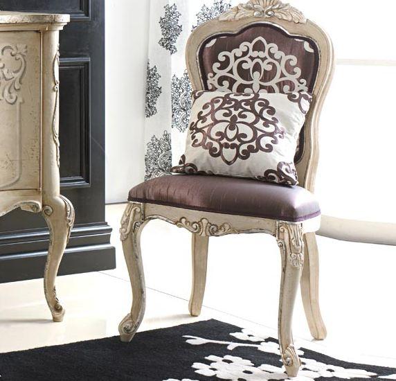 chaise baroque belgique