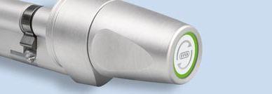 Acheter Cylindre électronique à bouton motorisé EMZY