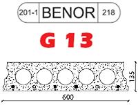 Acheter Élément de plancher en béton armé avec face lisse G 13