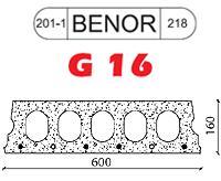 Acheter Élément de plancher en béton armé avec face lisse G 16