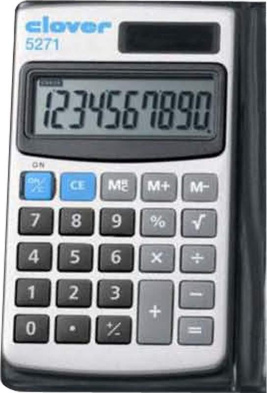 Acheter Calculatrice Clover 5271