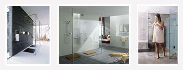 Acheter Douches spacieuses et parois de douche