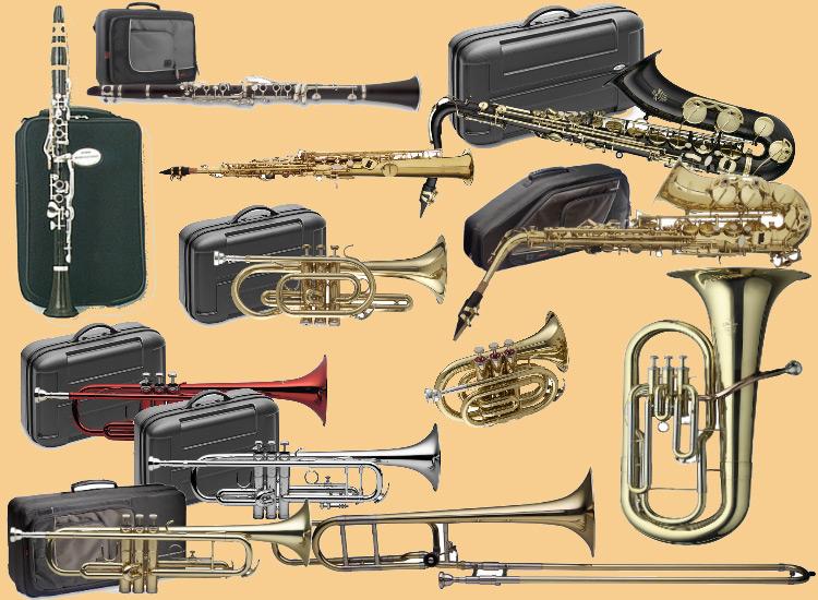 Acheter Instruments à vent