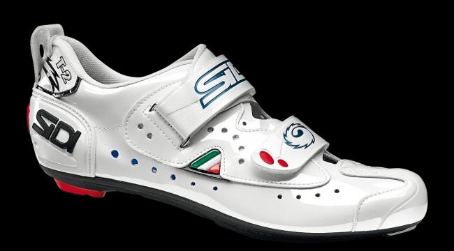 Acheter Chaussures Sidi T2 White/Lucido