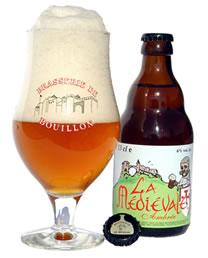 Acheter Bière ambrée La Médiévale