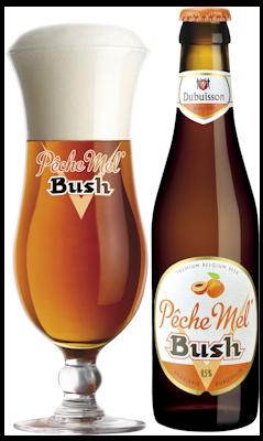 Acheter Bière Pêche mel bush