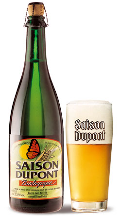 Acheter Bière Saison Dupont biologique