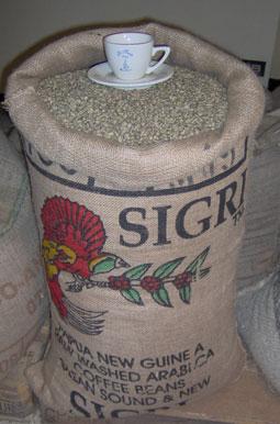 Acheter Café Papouasie Sigri
