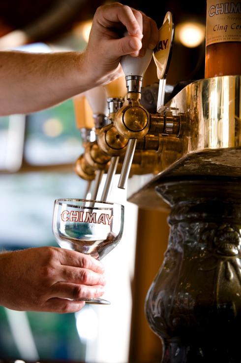 Acheter Bière Chimay triple au fût