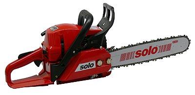 Acheter Tronçonneuse semi-professionnelle SOLO 646