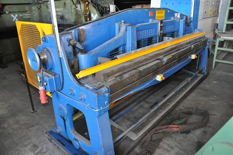 Acheter Mechanical guillotine shears