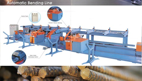 Acheter Wire-bending & forming machines