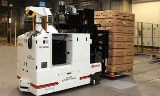 Acheter Automated guided vehicles for receiving & distribution