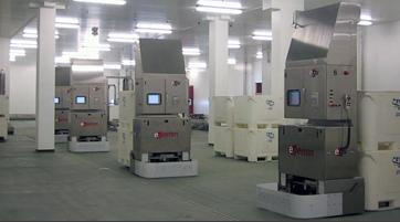Acheter Automated guided vehicles for food & beverage