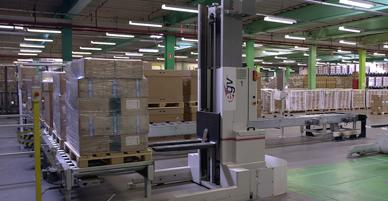Acheter Automated guided vehicles for pharmaceuticals
