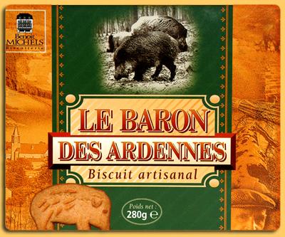 Acheter Biscuits Le baron des Ardennes