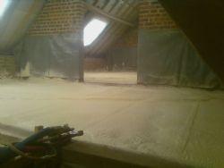 Acheter Sprayed polyurethane insulation