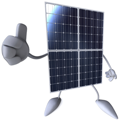 Acheter The solar panels