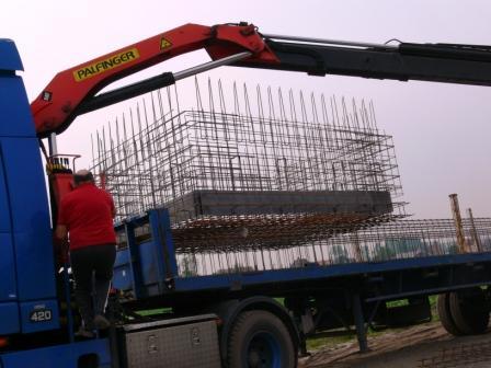 Acheter Rebar constructions for concrete