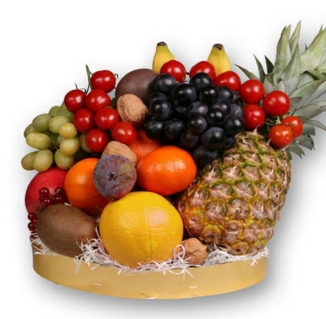 Acheter Panier de fruits Grand