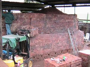 Acheter Briques de façade fabriquée en charbon