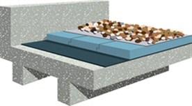 Acheter Inverted roofing system Firestone EPDM