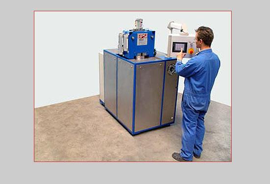 Acheter Presse isostatique à froid de laboratoire CIP
