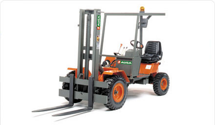 Acheter Chariot compact Ausa 1300 kg