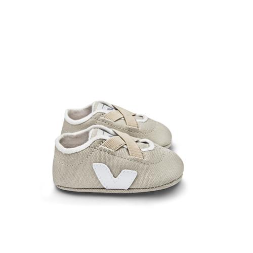 Acheter Chaussures enfants Veja BEBE BANDINHO ICE WHITE