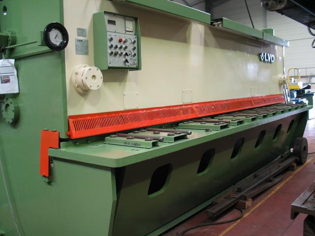 Acheter Cisaille guillotine LVD