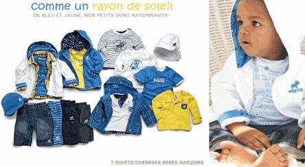 Acheter Vêtements pour bébé