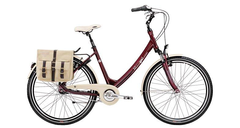 Acheter Vélo urbain Burgundy