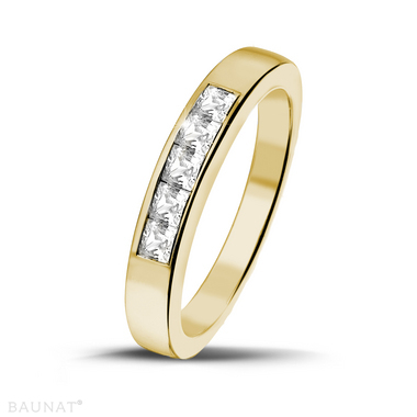 Acheter Bague Alliance Princesse 0.50 carats