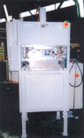 Acheter Multispindle milling machine for milling casting points on IBM parts