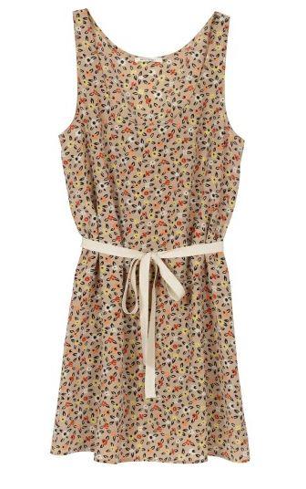 Acheter Robe débardeur en soie femme American Vintage