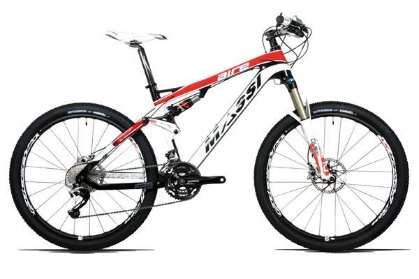 Acheter Vélo de montagne Massi FS /// 01 / 02