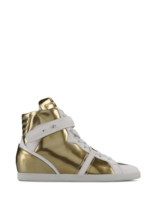 Acheter Sneakers en cuir miroir Barbara Bui