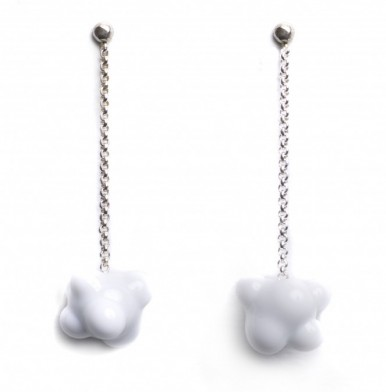 Acheter Earrings Fluffy Clouds