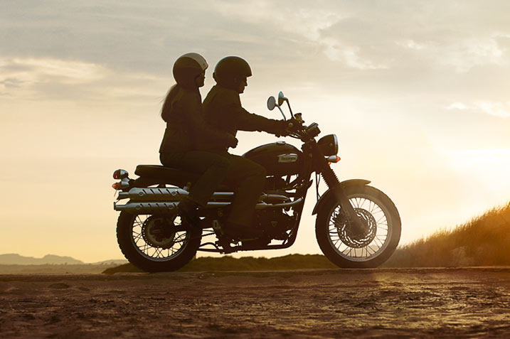 Acheter Moto Classics Triumph Scrambler