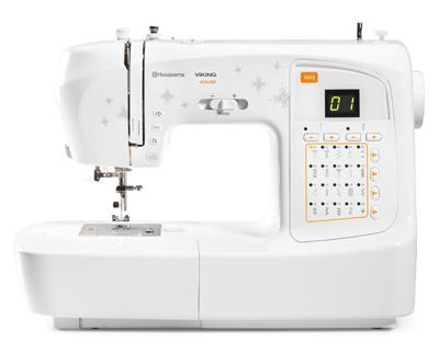 Acheter Machine à coudre électronique 100Q Husqvarna hjclass™ 100Q
