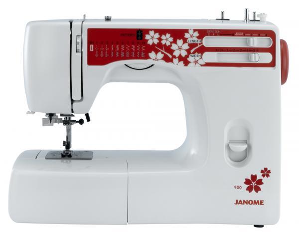 Acheter Machine à coudre mécanique Janome 920