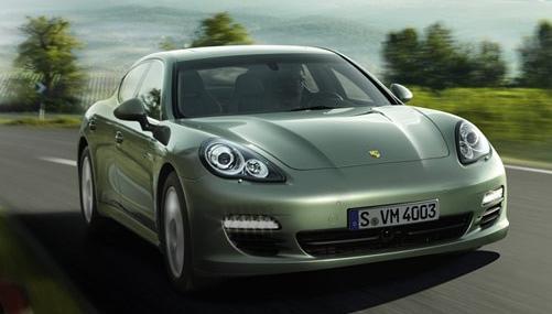 Acheter Berline Panamera S Hybrid Porsche