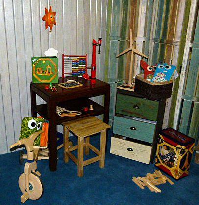 Acheter Les jouets en bois
