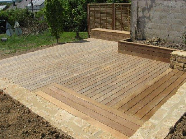 Acheter Terrasse en bois