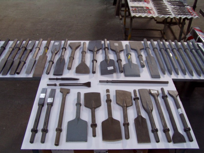 Acheter Tempered forged chisels