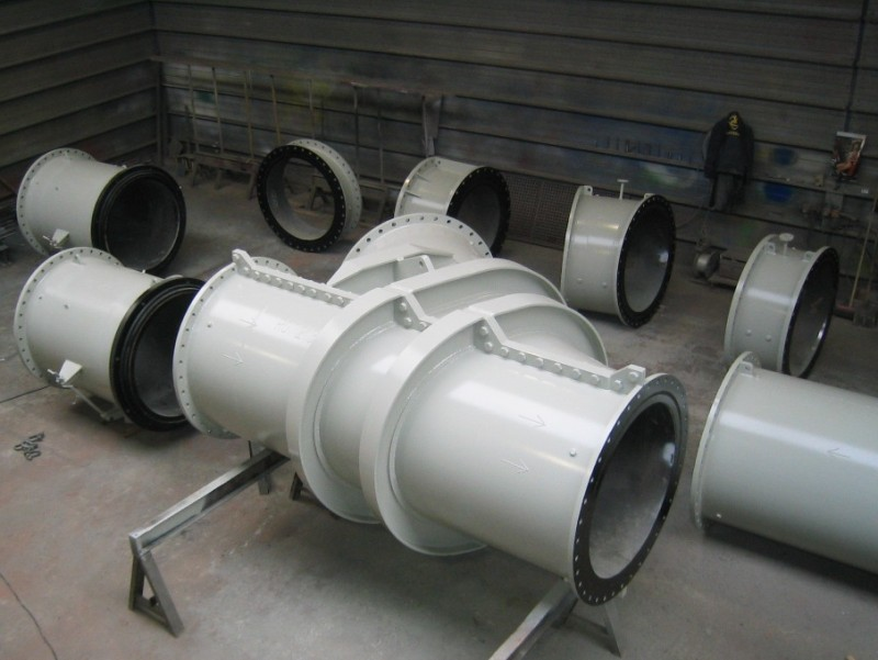 Acheter Double walled pipes