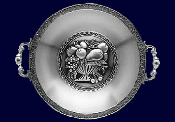 Acheter Moulded table dish