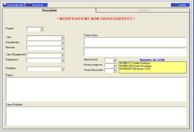 Acheter Software for technicians ATIMaintenance