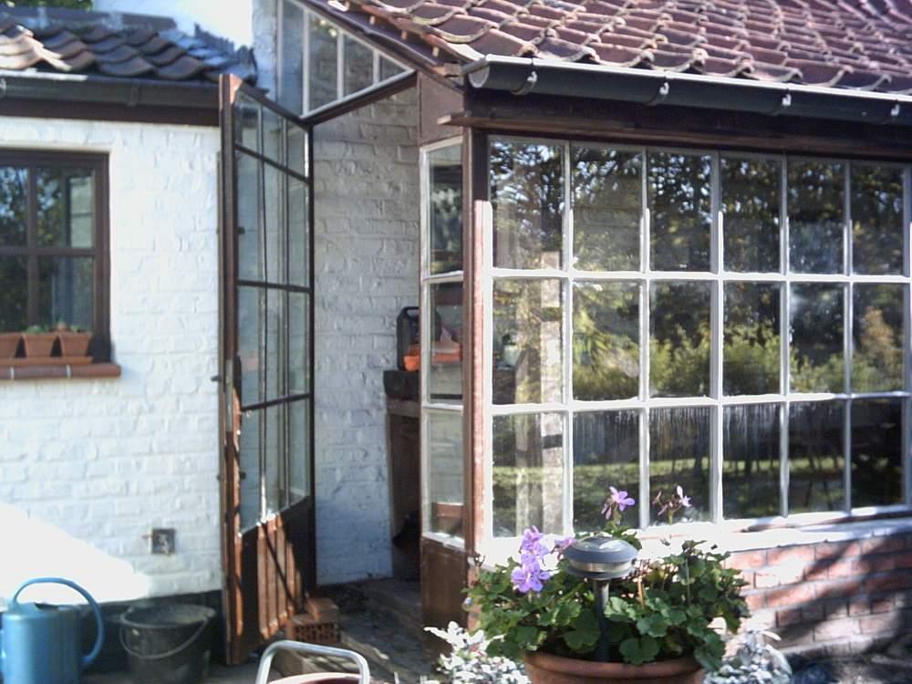 Acheter Frames for greenhouse